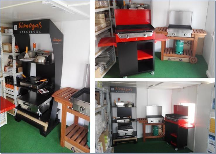 access 39 concept vous propose les planchas gaz et lectriques haut de gamme du fabricant. Black Bedroom Furniture Sets. Home Design Ideas